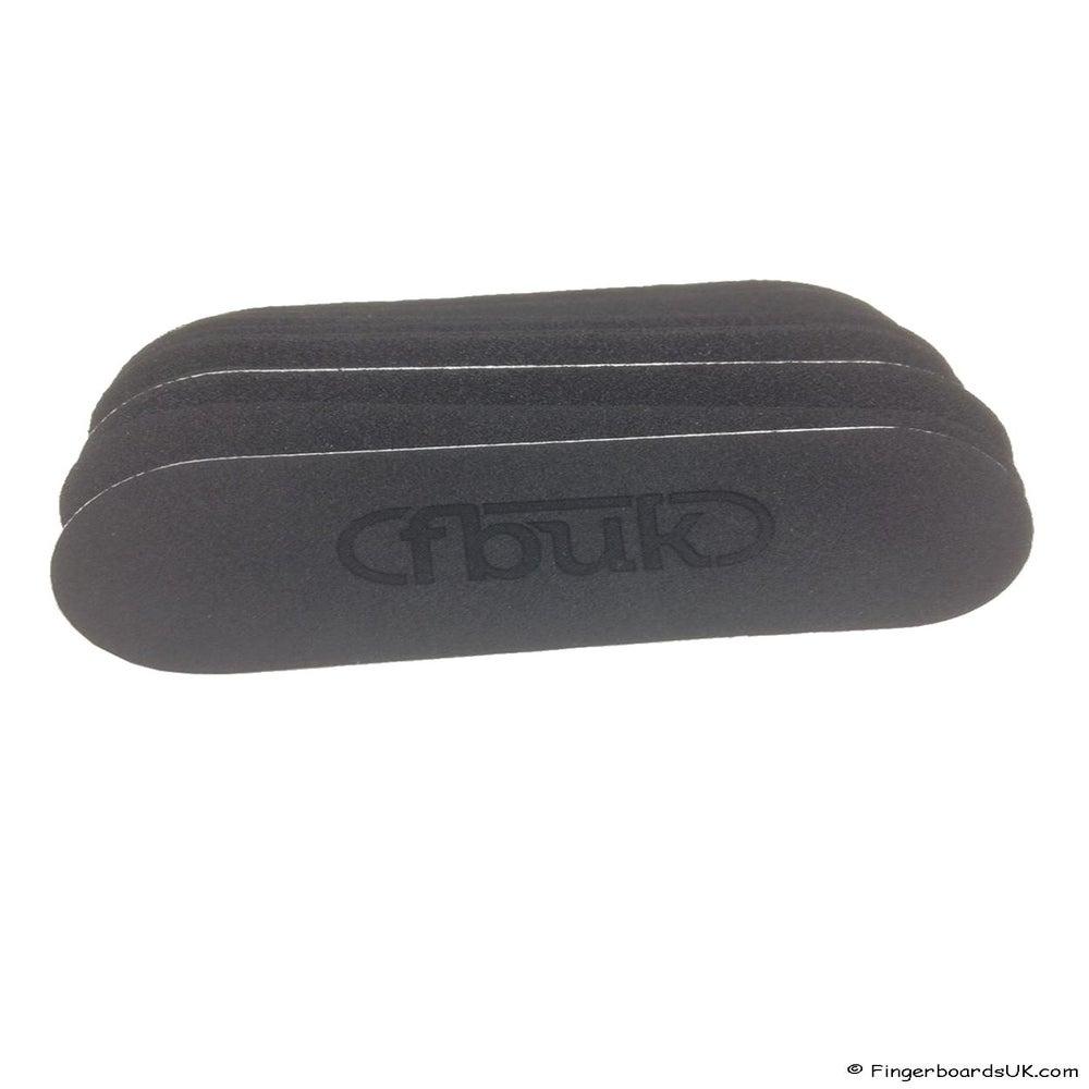 Image of FBUK Laser Logo Precut Foam Griptape