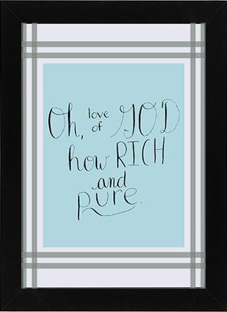 Image of Love of God Printable