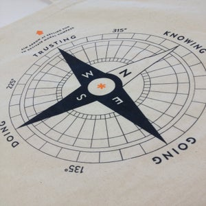 Image of LIMITED EDITION Moral Compass Tote