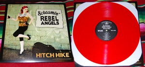 """Image of  """"Hitch Hike"""" Limited Edition Red Vinyl!"""