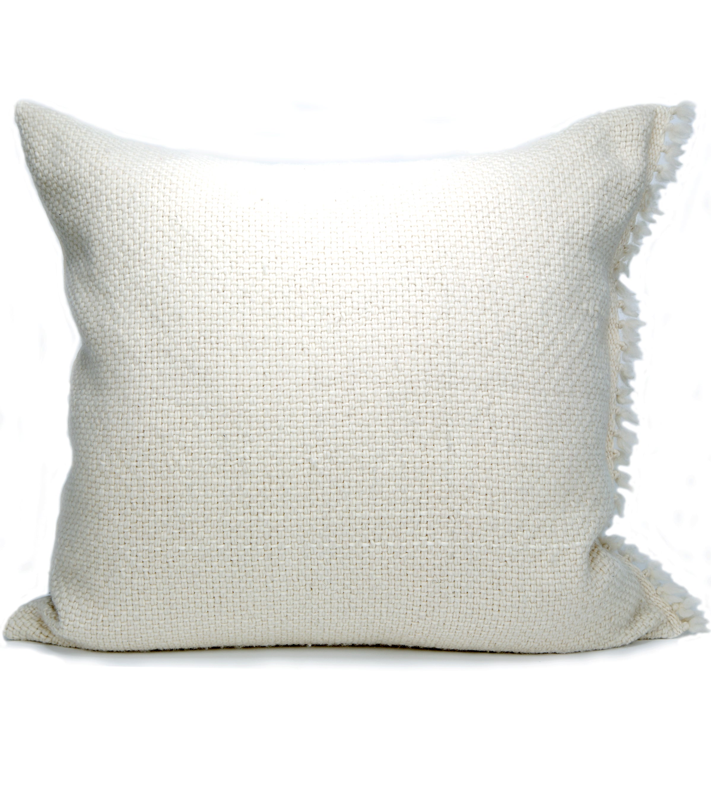 Churro Pillow With Fringe D Bryant Archie