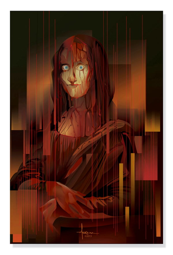 Image of 3 Fates of Mona: Carrie White