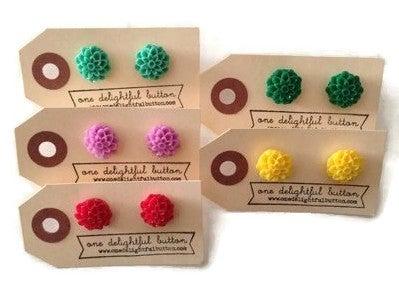 Image of Mum Earrings