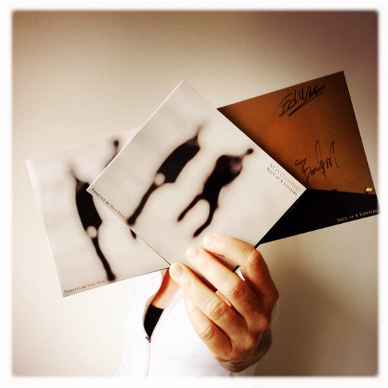 Image of 'Voice of A Lifetime' | Signed CD, Limited Edition