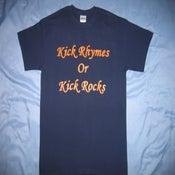 Image of Kick Rhymes or Kick Rocks  Tee