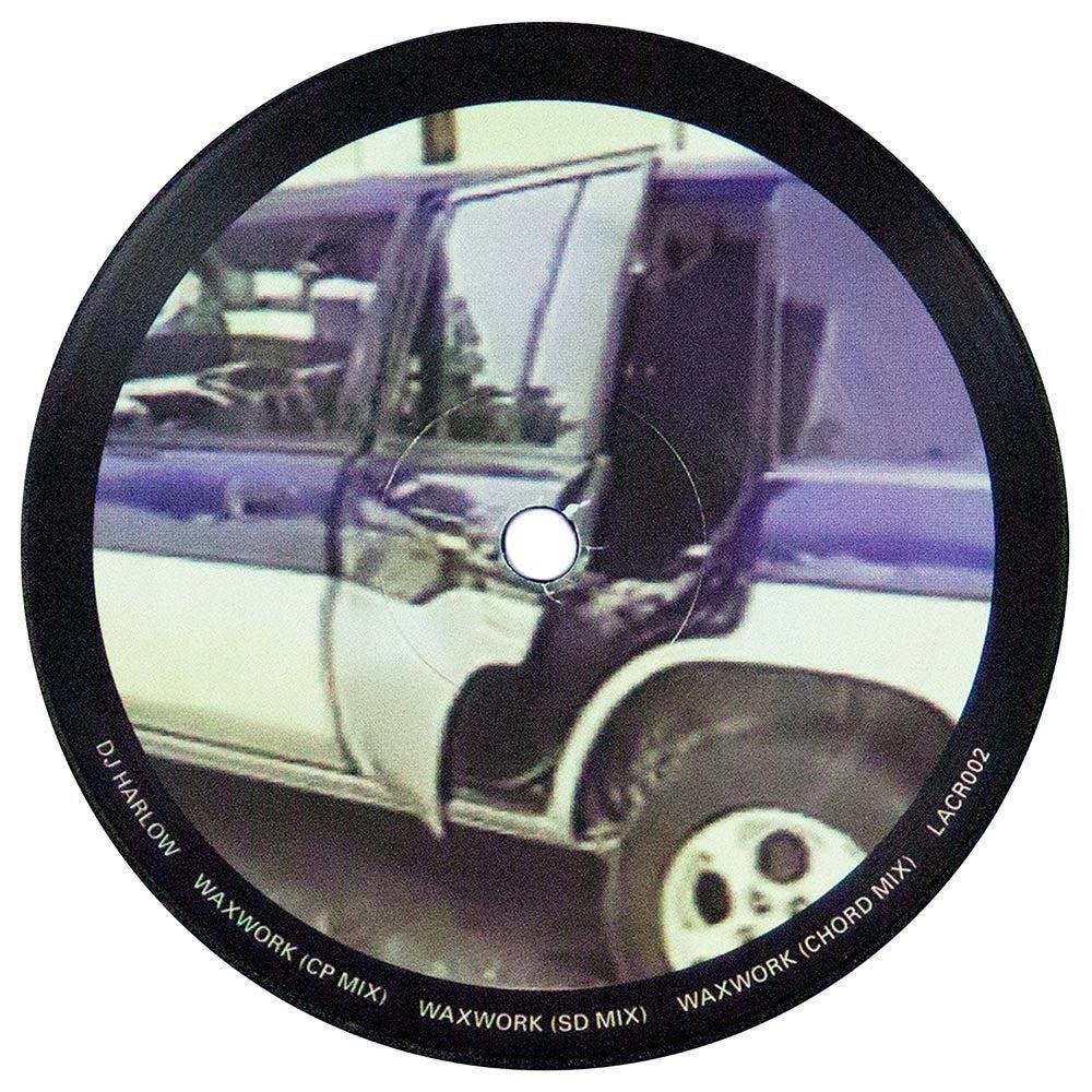 Image of LACR 002 - DJ HARLOW / WAXWORK