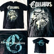 Image of 'The False Awakening' T-Shirt [Black/Blue]