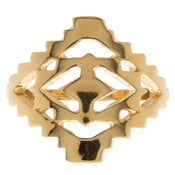 Image of Geo Cutout Ring