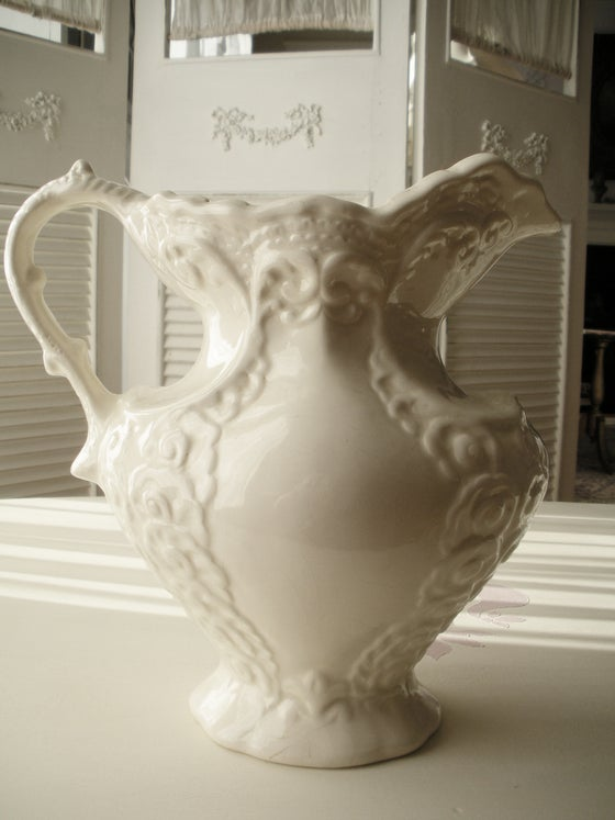 Image of Ironstone Pitcher