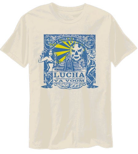 Image of Aztec Temple Tee