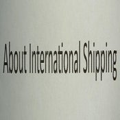 Image of Read Here About International Shipping
