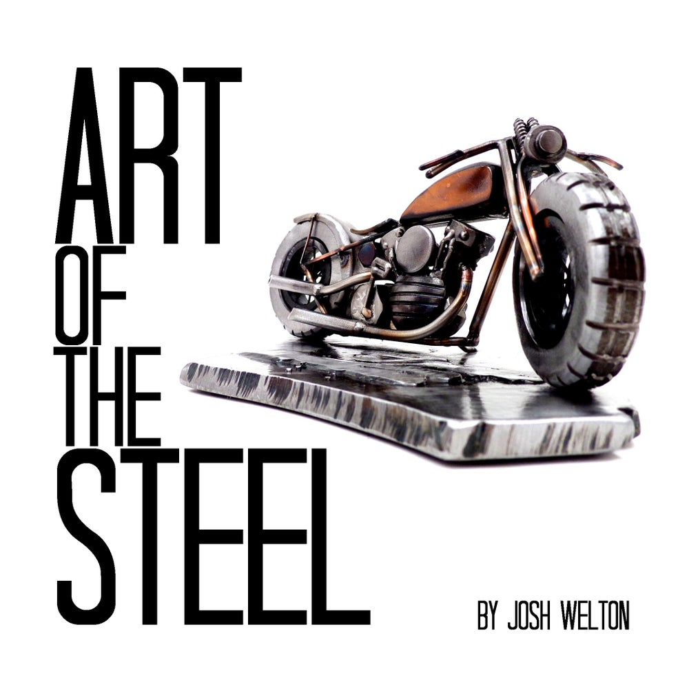 "Image of ""Art of the Steel"" Book"