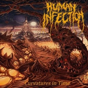 Image of Human Infection - Curvatures in Time
