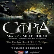 Image of Tix March 22nd @ The Evelyn, Melb