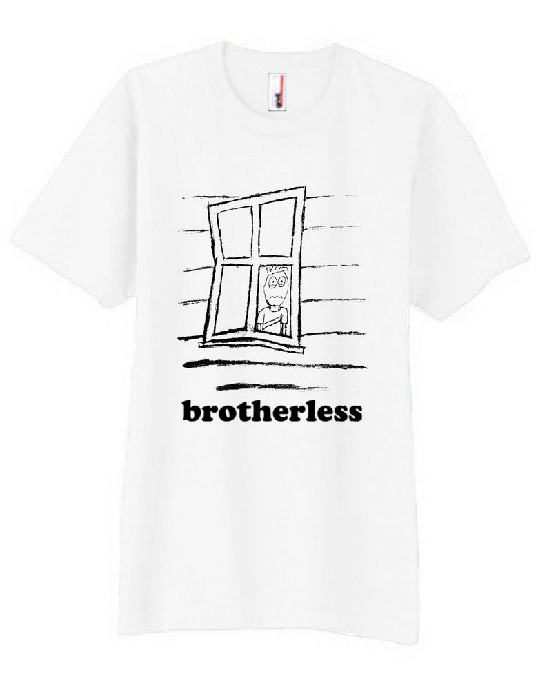Image of Ghost Boy White Tee (Pre-order)