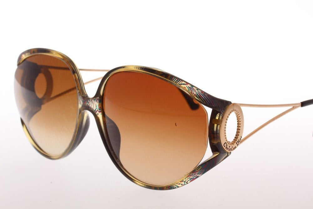 Image of SOLD OUT AUTHENTIC Christian Dior 2757 Vintage Over sized Sunglasses