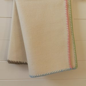 Image of Luxury Alpaca Baby Blanket