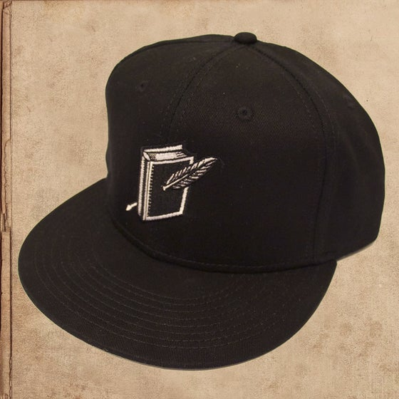 Image of Miles to go Logo Snapback - Black