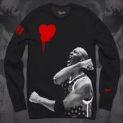 Image of Micheal Jordan crewneck
