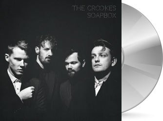Image of Pre-Order: The Crookes - Soapbox CD
