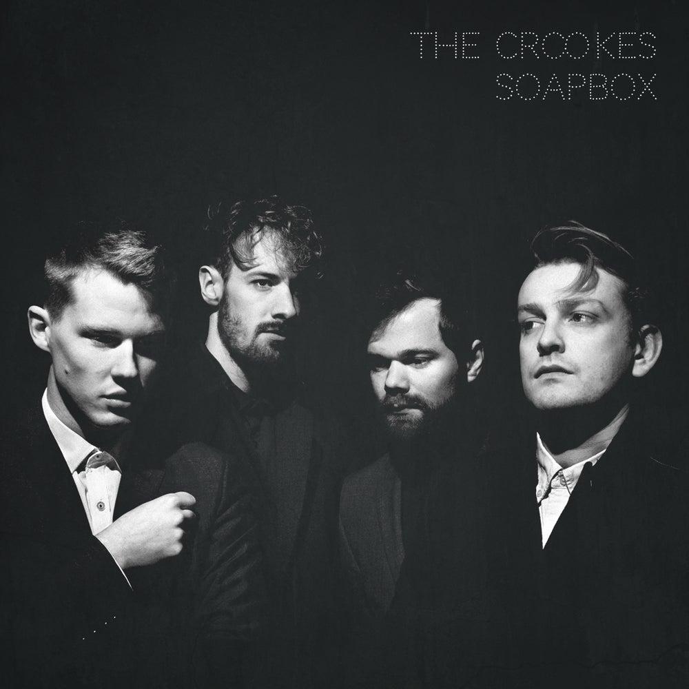 Image of The Crookes - Soapbox CD