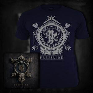 Image of Venture, Emblem T | CD bundle