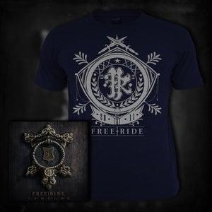 Image of Venture, Emblem T | CD bundle