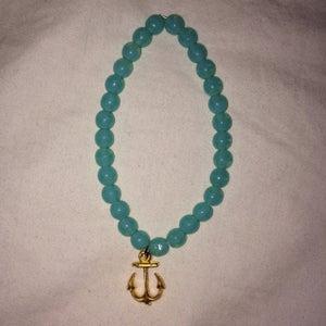 Image of Anchor Bracelet