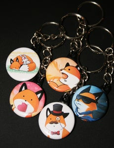 Image of Single Keychains (Series 3)
