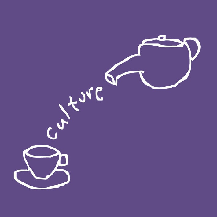 Image of Cuppa culture - womens