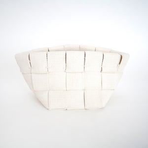 "Image of ""RIBBON"" - Canvas Basket"