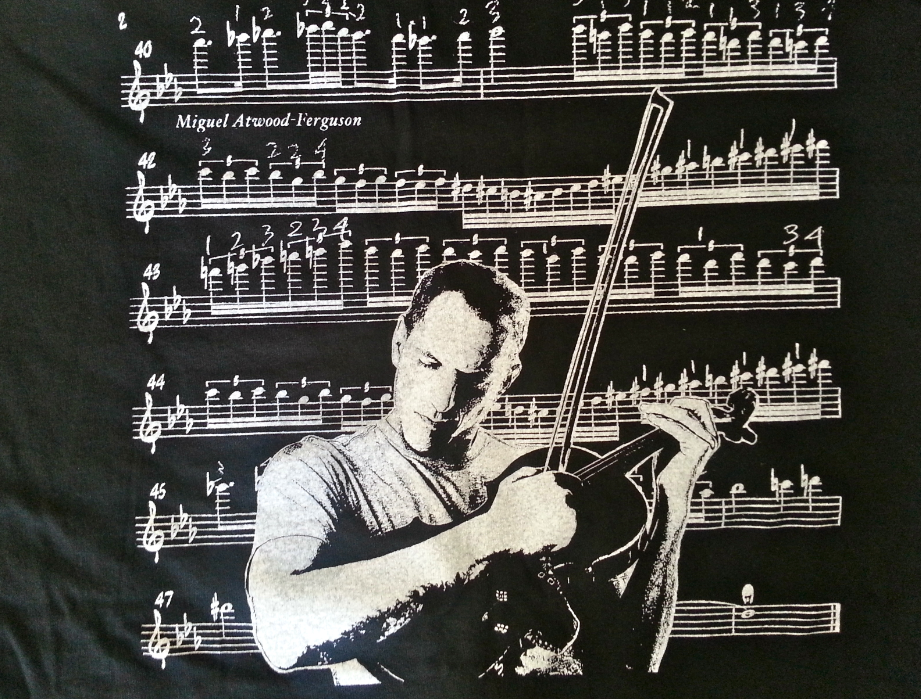 Image of Miguel Atwood-Ferguson T-Shirt