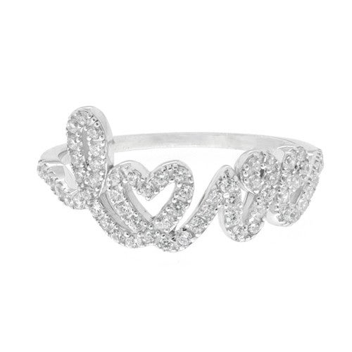 Image of Ladies Love Ring Script