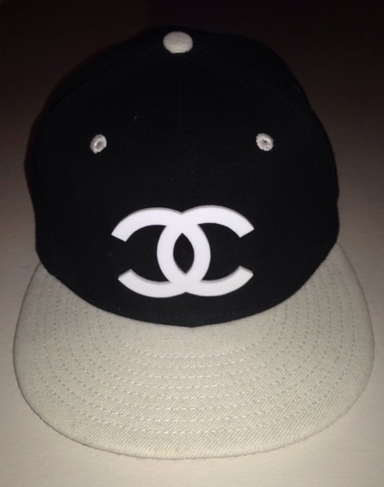 cc873c2bc45 Supreme route hat sold out clothing jpg 560x709 Fashion black chanel  snapback