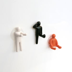 "Image of ""LIVE DIFFERENT"" - Hook / Razor Holder"