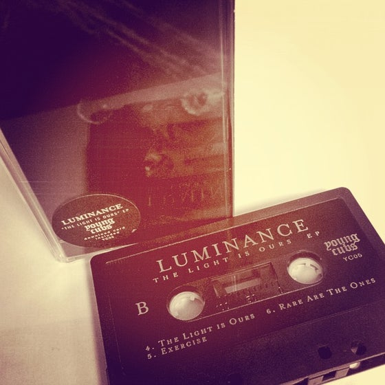 "Image of LUMINANCE ""The Light is Ours"" EP YC05"