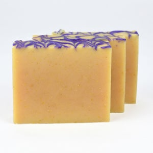 Image of Lavender Lemon Scrub Bar
