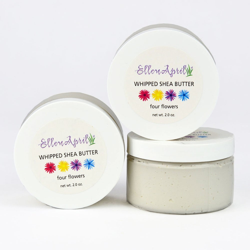 Image of Four Flowers Whipped Shea Butter