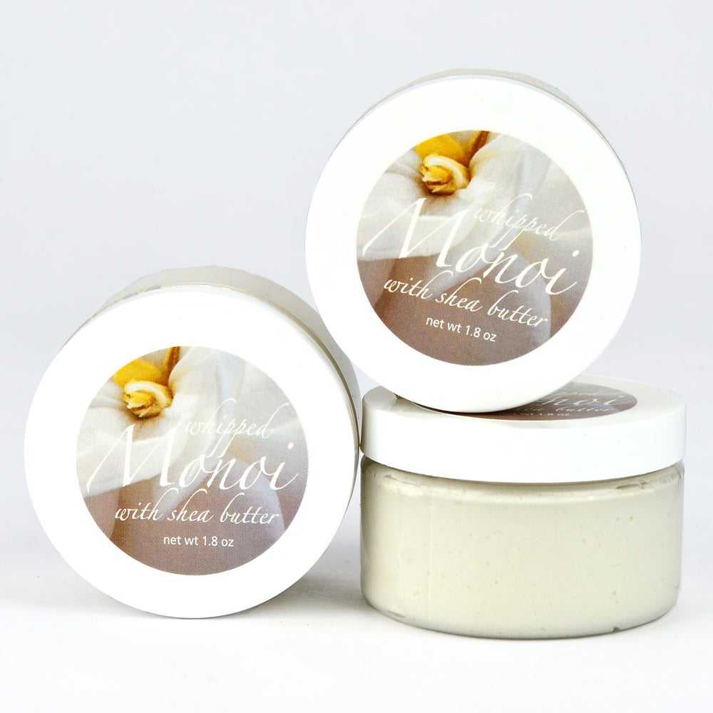 Image of Whipped Monoi with Shea Butter & Jasmine