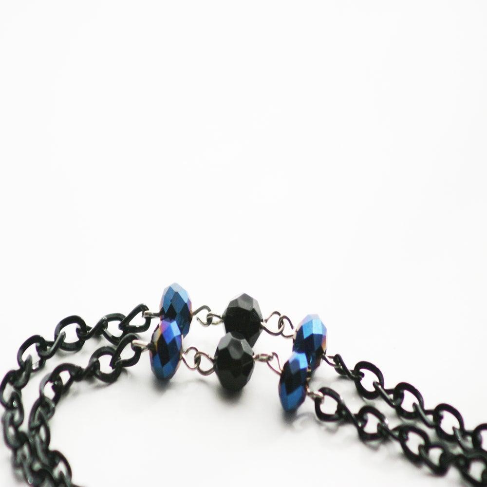 Image of NOUVEAU Earpiece Holder Necklace