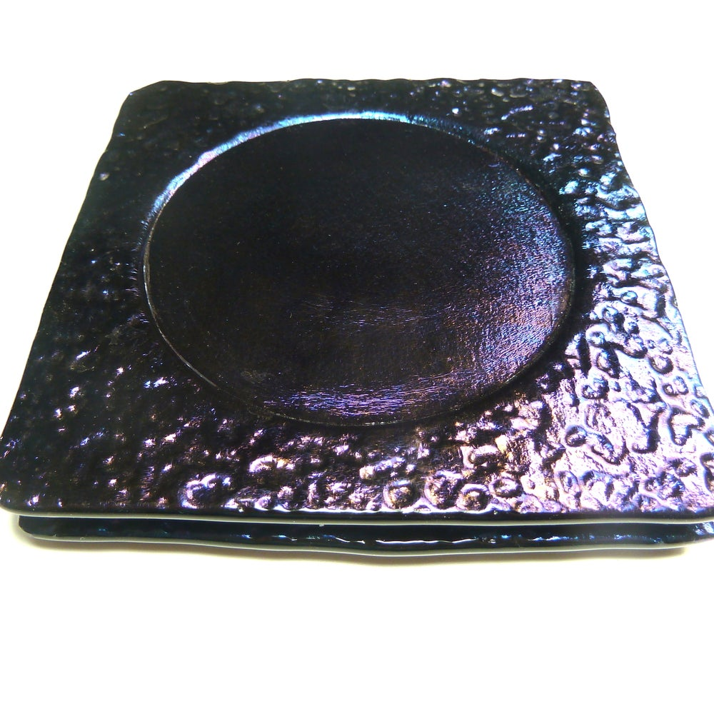 Image of Iridescent Candle Holder