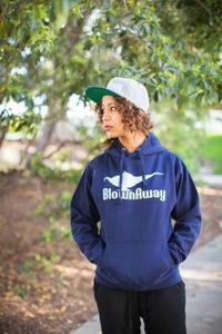 Image of Navy Blue Hoodie