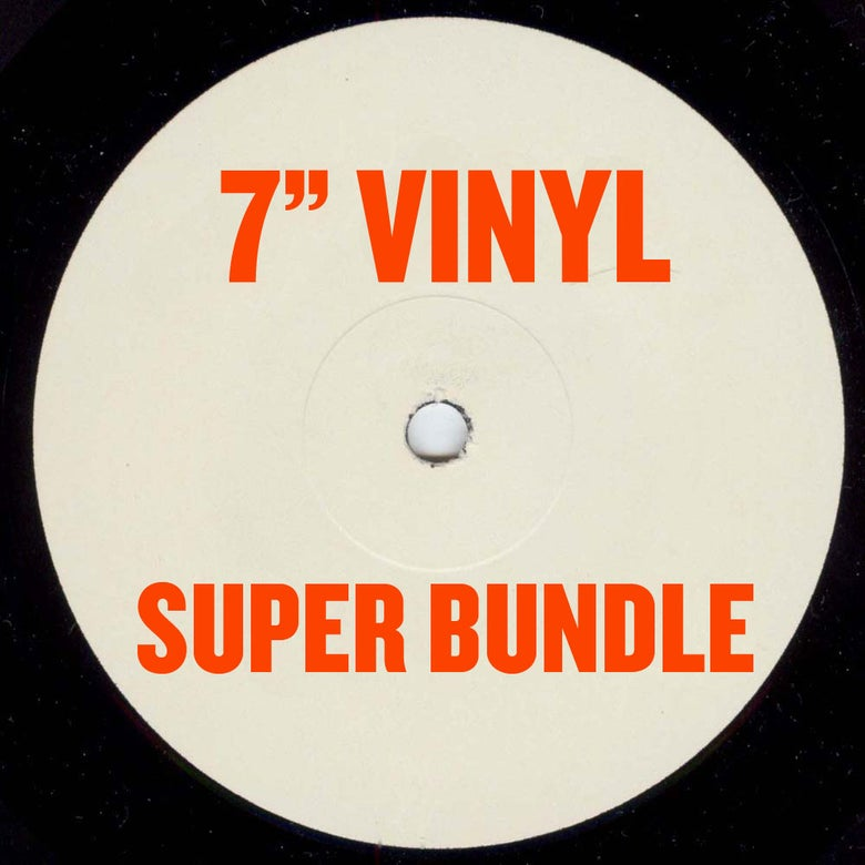 "Image of 7"" SUPER BUNDLE"