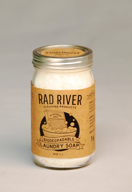 Image of Rad River™ Laundry Soap
