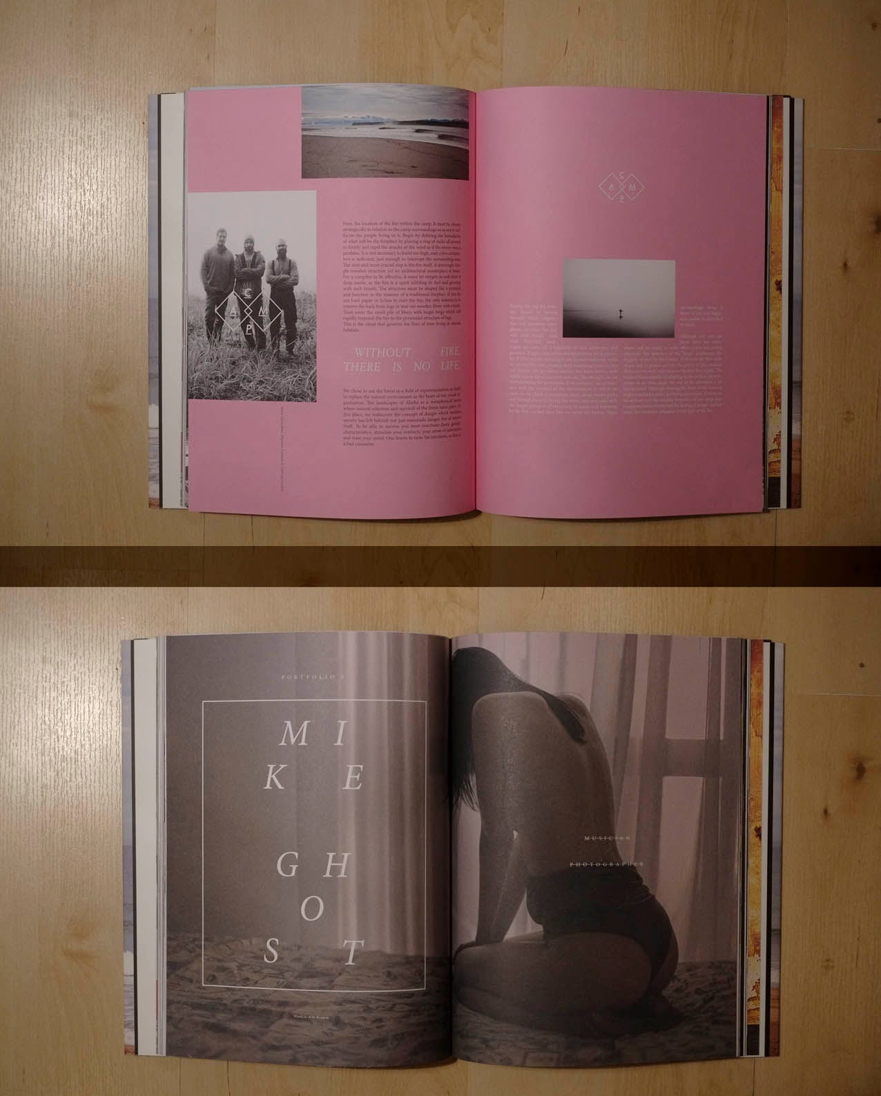 Image of COLLECTIF MAGAZINE #3 / TIME WELL WASTED