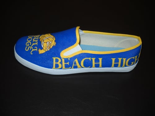 """Image of """"Beach High Sneakers"""""""