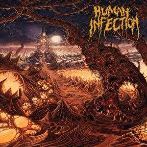 Image of Human Infection: Curvatures In Time, CD