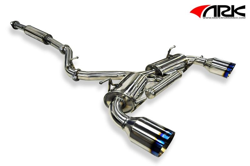 Image of ARK PERFORMANCE DT-S EXHAUST