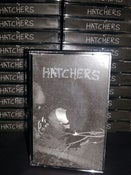 Image of HATCHERS self titled cassette