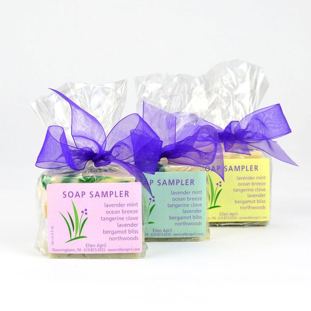 Image of Soap Sampler